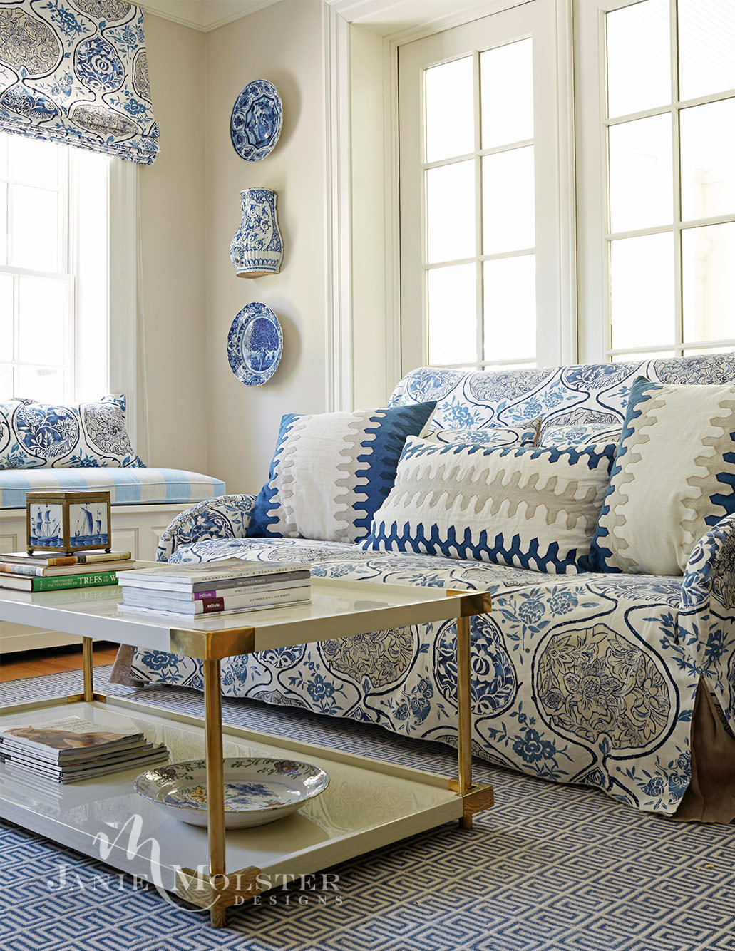 Southern charm janie molster designs for Southern designs